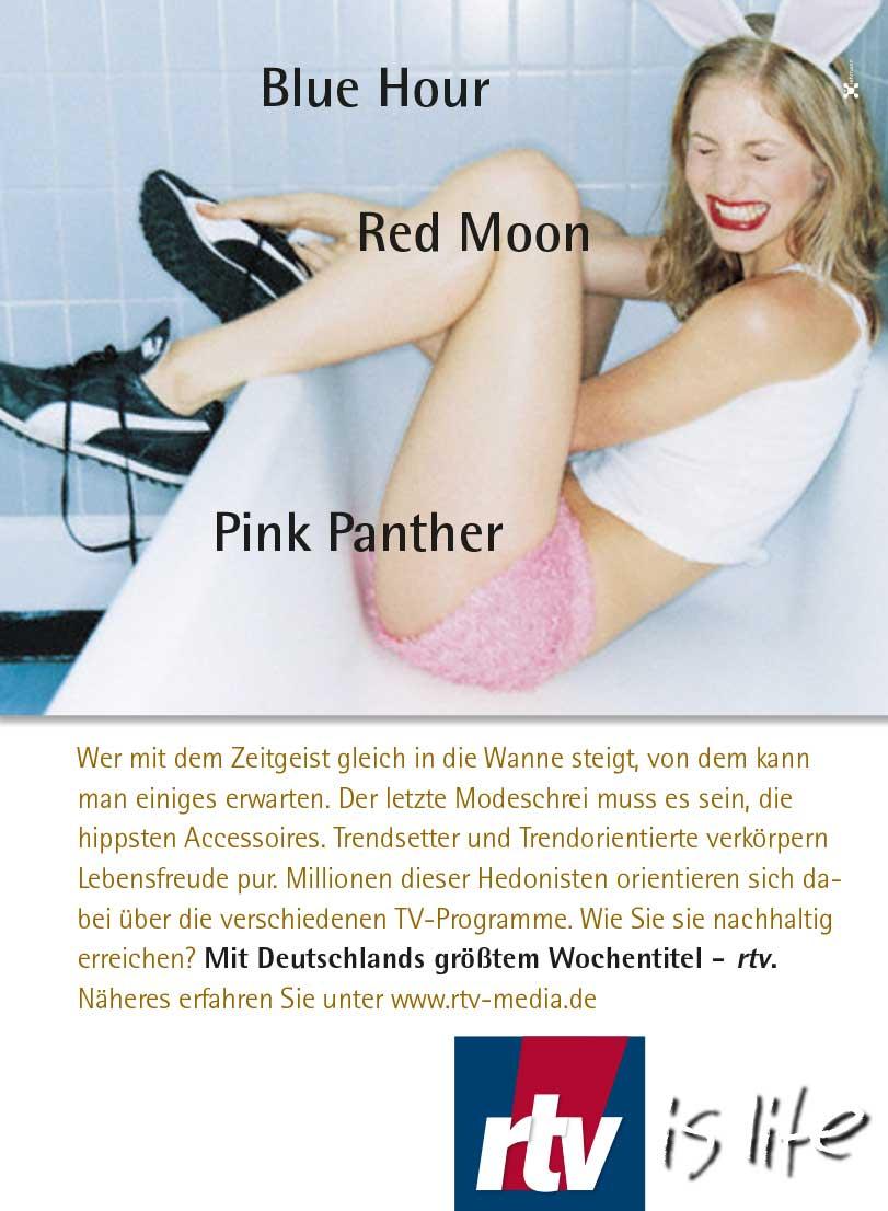 rtv Deutschlands größtes TV-Supplement, Programmzeitschrift,